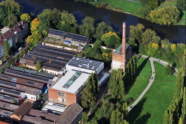 Ökologischer Gewerbehof Linden